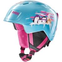 Uvex Manic Kask narciarski snowboard junior mint penguin
