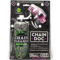 Muc-Off Bio Chain Cleaner Odtłuszczacz aerozol + mechanizm czyszczący