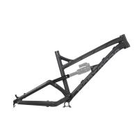 Dartmoor Blackbird Rama 27,5  FR Enduro bez dampera czarny/grafit mat