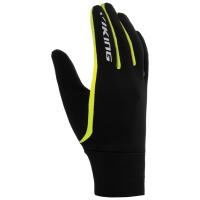 Viking Foster Gloves Rękawice neonowo żółte