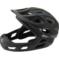 XLC BH F05 Kask rowerowy All Mountain FullFace czarny