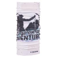 Viking Regular 2012 Komin sportowy unisex biały z nadrukiem