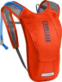 Camelbak Charm Plecak damski rowerowy z bukłakiem 1,5l pomarańczowy