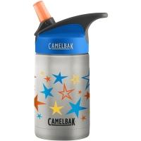 Camelbak Eddy Kids Vacuum Insulated Butelka termiczna 400ml srebrno niebieska