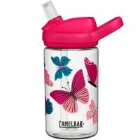 Camelbak Eddy+ Kids Butelka dziecięca 400ml colorblock butterflies