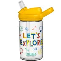 Camelbak Eddy+ Kids Butelka dziecięca 400ml let's explore