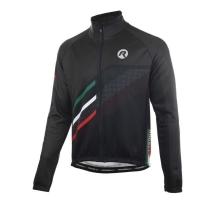 Rogelli Team 2.0 Kurtka rowerowa czarna