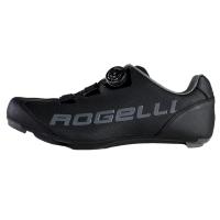 Rogelli  AB-410 buty rowerowe szosowe czarno szare