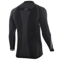 Rogelli Compression Koszulka termoaktywna szaro czarna
