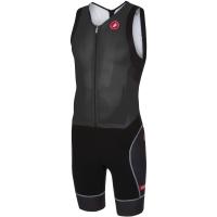 Castelli Free Sanremo Strój triathlonowy bez rękawów czarny 2020
