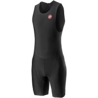 Castelli Core Spr-Only Strój triathlonowy bez rękawów czarny