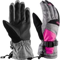 Viking Ski Lady Ronda Rękawice narciarskie damskie szaro różowe