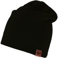 Viking Merino Wool Alverno Czapka zimowa czarna