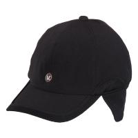 Viking Softshell 2074  Uniwersalna czapka z daszkiem czarna