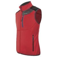 Viking Man Alpine Vest Kamizelka sportowa męska czerwona