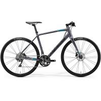 Merida Speeder 500 Rower gravelowy czarny
