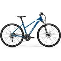 Merida Crossway 500 Lady Rower crossowy damski niebieski