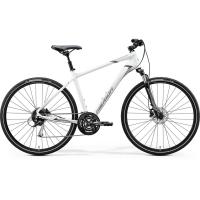 Merida Crossway 100 Rower crossowy 28 Shimano Alivio 3x9 white 2020