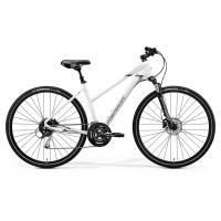 Merida Crossway 100 Lady Rower crossowy damski 28 Shimano Alivio 3x9 white 2020