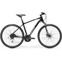 Merida Crossway 100 Rower crossowy 28 Shimano Alivio 3x9 black 2020