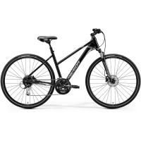 Merida Crossway 100 Lady Rower crossowy damski 28 Shimano Alivio 3x9 black 2020
