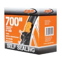 CST dętka 700 x 35/43c auto 48mm Self Sealing antyprzebiciowa