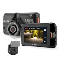 Mio MiVue 752 Dual Kamera samochodowa wideorejestrator Quad HD GPS WIFI
