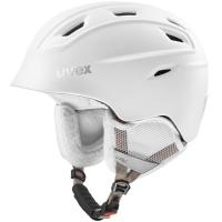Uvex Fierce Kask narciarski snowboard white mat
