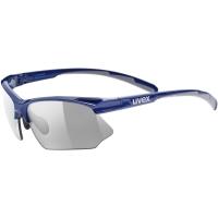 Uvex Sportstyle 802 V Okulary sportowe blue grey smoke