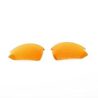 Uvex Protect Szyba wymienna do okularów litemirror orange S1