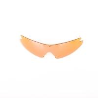 Uvex ess Racer Szyba wymienna do okularów litemirror orange