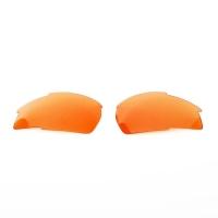 Uvex Radical Pro Szyba wymienna do okularów litemirror orange