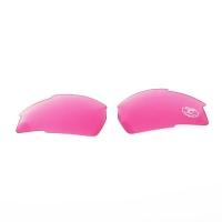 Uvex Radical Pro Szyba wymienna do okularów litemirror rose