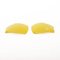 Uvex Radical Pro Szyba wymienna do okularów litemirror yellow