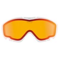 Uvex FP 501/FP 501 Pro Szyba wymienna do gogli litemirror orange