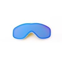 Uvex Fx Style Szyba wymienna do gogli blue mirror radar RD