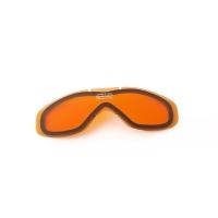 Uvex Wizzard Szyba wymienna do gogli litemirror orange