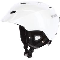 Uvex Saga edt. Kask narciarski biały