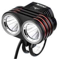 ProX Avior II Lampka rowerowa przednia 2x CREE 2000 Lm aku