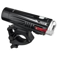ProX Crater Lampka rowerowa przednia CREE 880 Lm aku USB