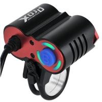 ProX Dual II POWER Lampka rowerowa przednia 2x CREE 1600 Lm aku