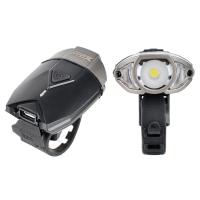 ProX Lupus Lampka rowerowa przednia CREE 300 Lm aku USB