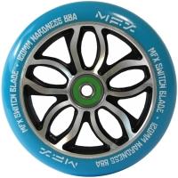 Madd Gear MGP MFX Switchblade Koło do hulajnogi wyczynowej 120mm niebieskie