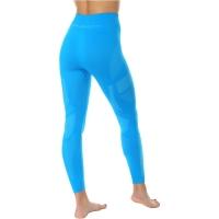 Brubeck Dry Spodnie termoaktywne damskie niebieskie