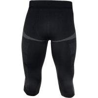 Brubeck Thermo Spodnie 3/4 męskie czarne