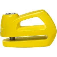 Abus Element 290 Blokada tarczy hamulcowej yellow