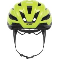 Abus StormChaser Kask rowerowy szosowy Neon yellow