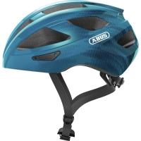Abus Macator Kask rowerowy szosowy Steel blue