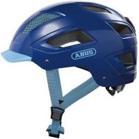 Abus Hyban 2.0 Kask rowerowy miejski Core blue