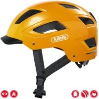 Abus Hyban 2.0 Kask rowerowy miejski Iconic yellow